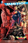 Justice League Trinity War HC