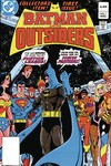 Batman and the Outsiders Vol 1 HC
