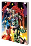 Avengers K TPB Book 04 Secret Invasion