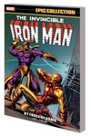 Iron Man Epic Collection TPB By Force of Arms
