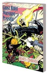 Ghost Rider Wolverine Punisher TPB Hearts of Darkness