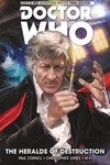 Doctor Who 3rd HC Vol. 01 The Heralds of Destruction
