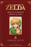 Legend of Zelda Legendary Ed GN Vol. 02 Oracle of Seasons Ages Oracle of Ages
