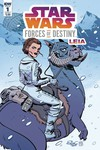 Star Wars Adventures Forces of Destiny - Leia (Cover A)
