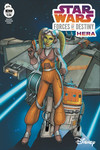 Star Wars Adventures Forces of Destiny - Hera (Cover A)