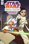Star Wars Adventures Forces of Destiny - Ahsoka & Padme (Cover A)