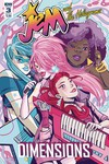 Jem & the Holograms Dimensions #3 (Cover A - Stott)