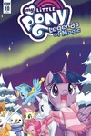My Little Pony Legends of Magic #10 (Retailer 10 Copy Incentive Variant)