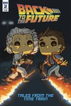 Back to the Future Time Train #2 (Cover B - Funko Wolfe)