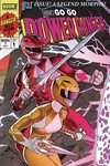 Go Go Power Rangers #1 (Mora SDCC Connecting Cover B)