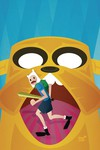 Adventure Time Comics #19 (Subscription Veregge Variant)