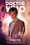 Doctor Who 11th Sapling HC Vol 03 Branches