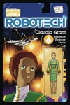 Robotech #6 (Cover B - Action Figure Variant)