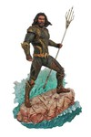 JLA Movie Gallery Aquaman PVC Figure