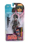 Walking Dead Princess BLACK & WHITE Action Figure