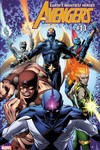 Avengers #13 (Zircher Guardians of the Galaxy Variant)