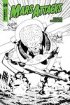 Mars Attacks #4 (Retailer 20 Copy Incentive Variant)