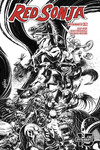 Red Sonja #25 (Retailer 25 Copy Incentive Variant)