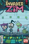 Invader Zim #39 Cover A
