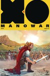 X-O Manowar #23 (Cover D - (Retailer 20 Copy Incentive Variant) Interlocking)
