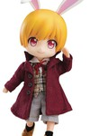 Original Character White Rabbit Nendoroid Doll Action Figure