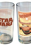Star Wars Retro Road Trip Tatooine 15oz Glass