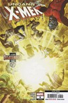 Uncanny X-Men #6 (2nd Printing)