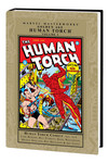 Marvel Masterworks Golden Age Human Torch HC Vol. 02