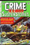 EC Archives Crime Suspenstories HC Vol. 1
