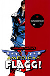 American Flagg Definitive Coll TPB Vol. 01