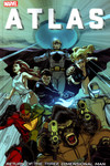 Atlas TPB Return of Three Dimensional Man