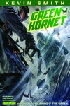 Green Hornet HC Vol. 02 Wearing Green