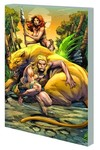 Ka-Zar TPB Burning Season