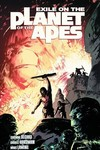 Exile on Planet of the Apes TPB Vol. 01