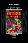Harvey Horrors Coll Works Witches Tales HC Vol. 03