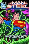 DC Super Heroes Man of Steel YR TPB Poisoned Planet