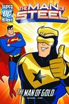 DC Super Heroes Man of Steel YR TP Man of Gold