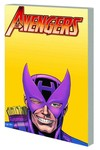 Avengers West Coast Avengers TPB Sins of Past