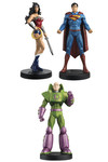 DC Masterpiece Figure Coll Mag #3 Justice League Set