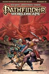 Pathfinder Worldscape #3 (of 6) (Cover A - Brown)
