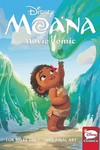 Disney Moana Movie Comic TPB