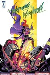 Transformers vs the Visionaries #1 (of 5) (Cover A - Ossio)
