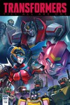 Transformers Till All Are One Annual 2017 (Cover A - Pitre-Duroch)