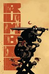 Rumble #1 (Cover B - Mignola & Stewart)