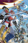 Mighty Morphin Power Rangers #22 (Retailer 20 Copy Incentive Variant)