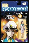 Robotech #5 (Cover C - Action Figure Variant)
