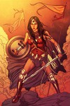 Wonder Woman #60 (Frison Variant)