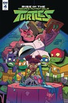 Rise of the Teenage Mutant Ninja Turtles #4 (Retailer 10 Copy Incentive Variant) Thomas