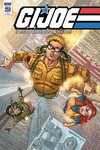 GI Joe a Real American Hero #259 (Retailer 10 Copy Incentive Variant) Sullivan