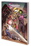 Champions TPB Vol 05 Weird War One